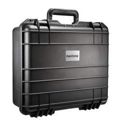 Koferi - Mantona Outdoor Protective koferis M-plus 21023 - ātri pasūtīt no ražotāja