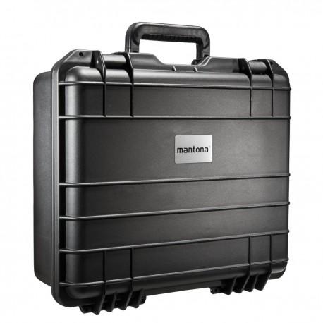 Кофры - mantona Outdoor Protective Case M plus - купить сегодня в магазине и с доставкой