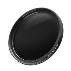 Objektīvu filtri - walimex pro Slim filtrs ND1000 coated 62mm 19989 - perc šodien veikalā un ar piegādi