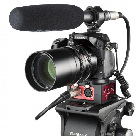 Mikrofonu aksesuāri - Audioadapter 101 Nr. 21030 - ātri pasūtīt no ražotāja