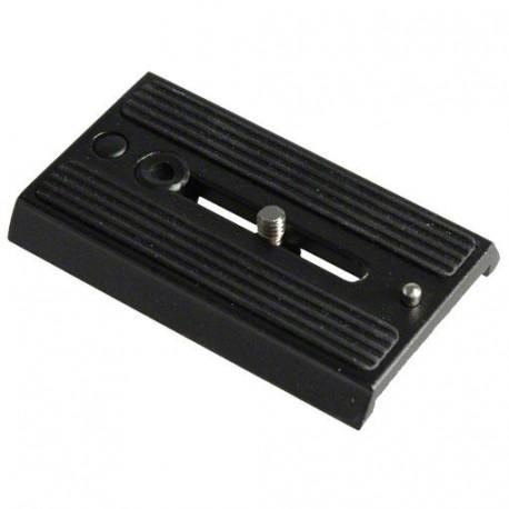 Аксессуары штативов - walimex pro Quick Release Pl. f. 9901 Video Tripod - быстрый заказ от производителя