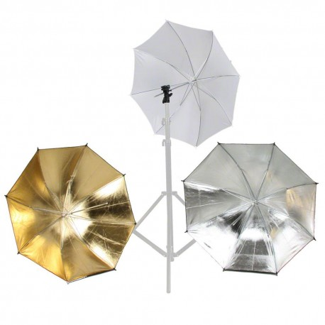 Acessories for flashes - walimex Flash and Umbrella Holder Set, 4 pcs. - quick order from manufacturer