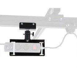 Sliežu stiprināšanas sistēmas - walimex Multiplug Bracket for Ceiling Rail System 16556 - ātri pasūtīt no ražotāja