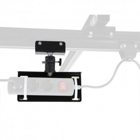Потолочная рельсовая система - walimex Multiplug Bracket for Ceiling Rail System - быстрый заказ от производителя