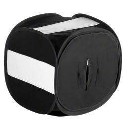 Gaismas kastes - walimex Pop-UP Light Cube 80x80x80cm BLACK 16632 - ātri pasūtīt no ražotāja