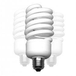Spuldzes - walimex Daylight Spiral Lamp 50W, 3 pcs. 16860 - perc veikalā un ar piegādi