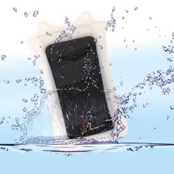 Jaunas preces - DiCAPac WPi10 Underwater Bag f. iPhone & iPod transp. 17009 - ātri pasūtīt no ražotāja