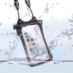 Viedtālruņiem - DiCAPac WPi10 Underwater Bag f. iPhone & iPod, black 18579 - ātri pasūtīt no ražotāja