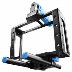 Plecu turētāji / Rig - walimex pro DSLR Video Cage Director I 5D u.a. 18611 - ātri pasūtīt no ražotāja