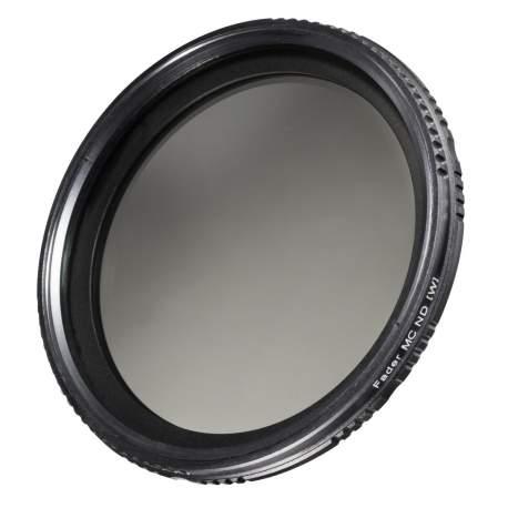 ND neitrāla blīvuma filtri - walimex pro ND-Fader coated 52mm ND2 - ND400 19975 - perc šodien veikalā un ar piegādi