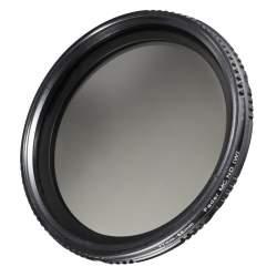 ND neitrāla blīvuma filtri - walimex pro ND-Fader coated 55mm ND2 - ND400 19976 - perc šodien veikalā un ar piegādi