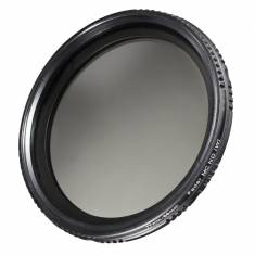 walimex pro ND-Fader coated 58mm ND2 - ND400 19977