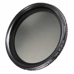 Objektīvu filtri - walimex pro ND-Fader coated 62mm ND2 - ND400 19978 - perc šodien veikalā un ar piegādi