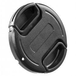 Objektīvu vāciņi - walimex pro 58mm Lens Cap with Inner Grip 20219 - ātri pasūtīt no ražotāja
