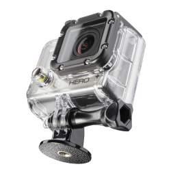 Крепления для экшн-камер - mantona tripod thread 1/4 inch for GoPro - купить сегодня в магазине и с доставкой