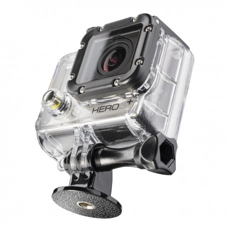 Action camera mounts - mantona tripod thread 1/4 inch for GoPro - buy today in store and with delivery