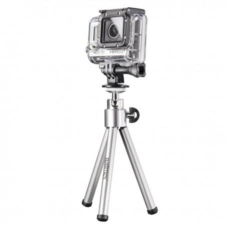 Stiprinājumi action kamerām - mantona tripod thread 1/4 inch for GoPro 20231 - perc šodien veikalā un ar piegādi