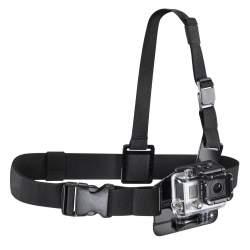 """Stiprinājumi - mantona chest strap for GoPro """"light"""" 20245 - ātri pasūtīt no ražotāja"""
