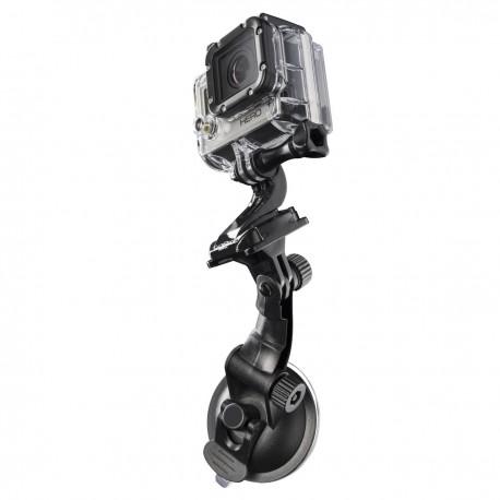 Stiprinājumi action kamerām - mantona suction cup mounting for GoPro 202460 - perc šodien veikalā un ar piegādi