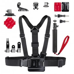 Accessories for Action Cameras - mantona GoPro Set Street - quick order from manufacturer