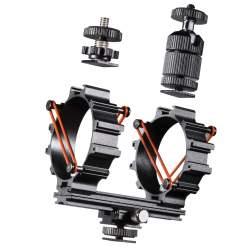Mikrofonu aksesuāri - walimex pro microphone holder+ accessories rails - быстрый заказ от производителя