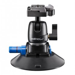 Statīvu sistēmas - walimex pro suction cup pod incl. ball head 20317 - ātri pasūtīt no ražotāja