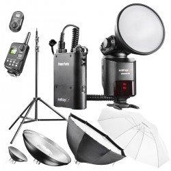 Zibspuldzes - walimex pro Light Shooter 360 Portable Studio Set 20318 - ātri pasūtīt no ražotāja