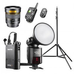 Zibspuldzes - walimex pro Light Shooter 360 Portrt Set Canon 20319 - ātri pasūtīt no ražotāja