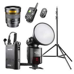 Zibspuldzes - walimex pro Light Shooter 360 Portrt Set Nikon 20320 - ātri pasūtīt no ražotāja