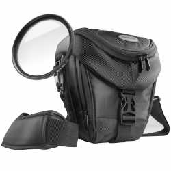 Shoulder Bags - mantona Premium Colt Camera Bag UV Filter 58mm - quick order from manufacturer