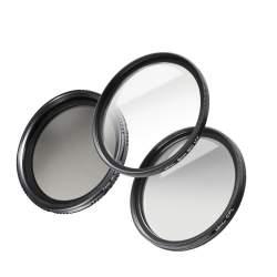 Комплект фильтров - walimex pro starter complete set 55 mm - быстрый заказ от производителя