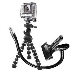 Action kameru aksesuāri - mantona GoPro Set Multiflex 16,5 20437 - ātri pasūtīt no ražotāja