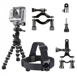 Accessories for Action Cameras - mantona GoPro Set Fishing - quick order from manufacturer
