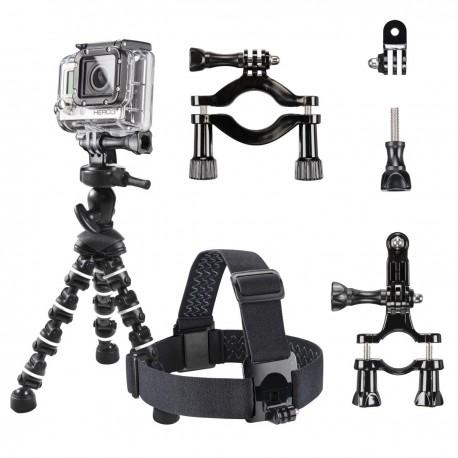 Action kameru aksesuāri - mantona GoPro Set Fishing 20449 - ātri pasūtīt no ražotāja