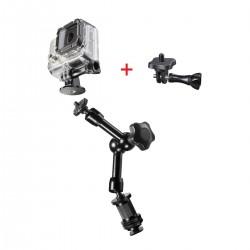 GoPro Stiprinājumi - mantona GoPro DSLR mounting Set 20520 - ātri pasūtīt no ražotāja