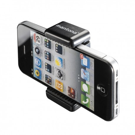 Viedtālruņiem - mantona Smartphone holder SmartStand 20546 - ātri pasūtīt no ražotāja