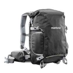 Backpacks - mantona camera backpack ElementsPro 30 black - quick order from manufacturer