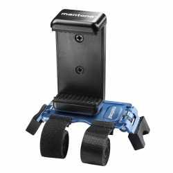 Viedtālruņiem - mantona bicycle fastening incl SmartStand 20590 - ātri pasūtīt no ražotāja