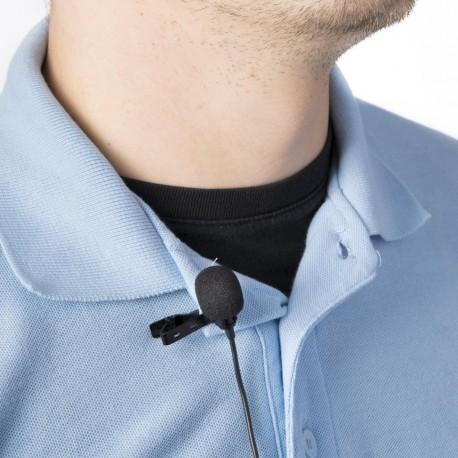 Mikrofoni - walimex pro Lavalier microphone for Smartphone 20669 - ātri pasūtīt no ražotāja