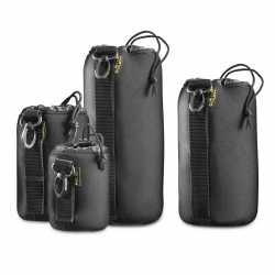 Objektīvu somas - walimex pro Lens Pouch 4in1 Set S-XL 20691 - ātri pasūtīt no ražotāja