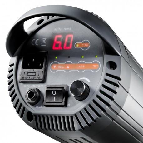 Комплекты студийных вспышек - walimex pro VC Set Classic L 6/4 2SB2RS+ - быстрый заказ от производителя