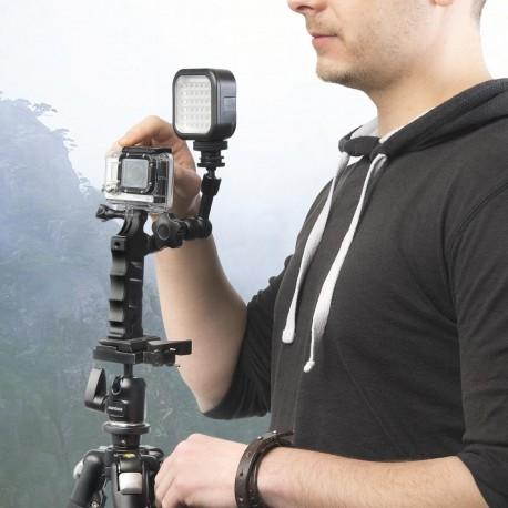 """Крепления для экшн-камер - mantona handle Alu """"steady"""" for GoPro - быстрый заказ от производителя"""