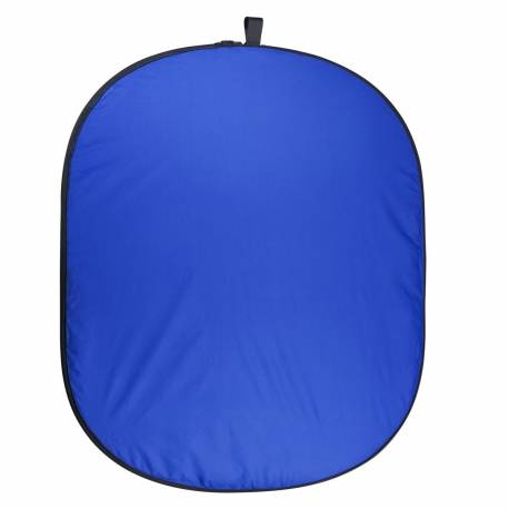 Backgrounds - walimex pro Foldable Background 150 x 210 blue/green - buy today in store and with delivery