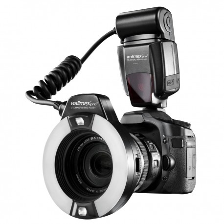 Вспышки - walimex pro TTL ringflash for Canon - быстрый заказ от производителя