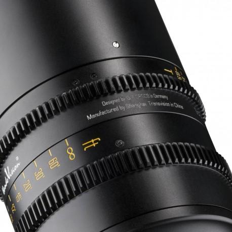 Объективы - Handevision Ibelux 40/0,9 Video APS-C MFT - быстрый заказ от производителя