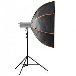 Studijas zibspuldzes - walimex pro VC Set Starter 600 OG 20817 - perc šodien veikalā un ar piegādi