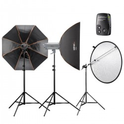 Комплекты - walimex pro VC Set Advance 4/3 1SL1OG+ - быстрый заказ от производителя