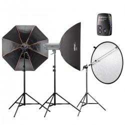 Комплекты - walimex pro VC Set Advance 6/3 1SL1OG+ - быстрый заказ от производителя