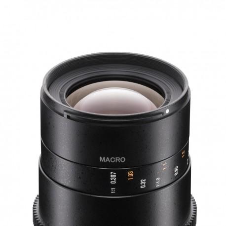 Objektīvi - walimex pro 100/3.1 macro VDSLR Canon EF 20842 - ātri pasūtīt no ražotāja