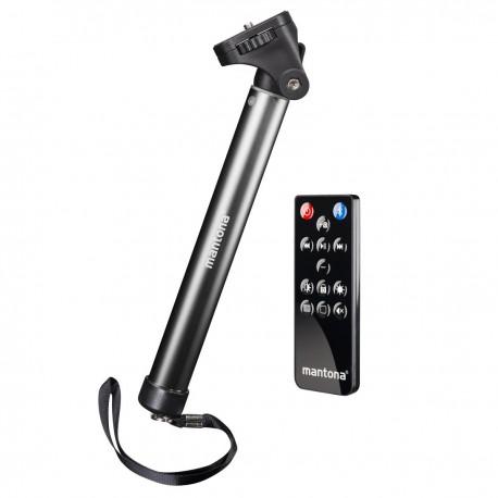 Viedtālruņiem - mantona monopod Selfy black for Iphone - быстрый заказ от производителя